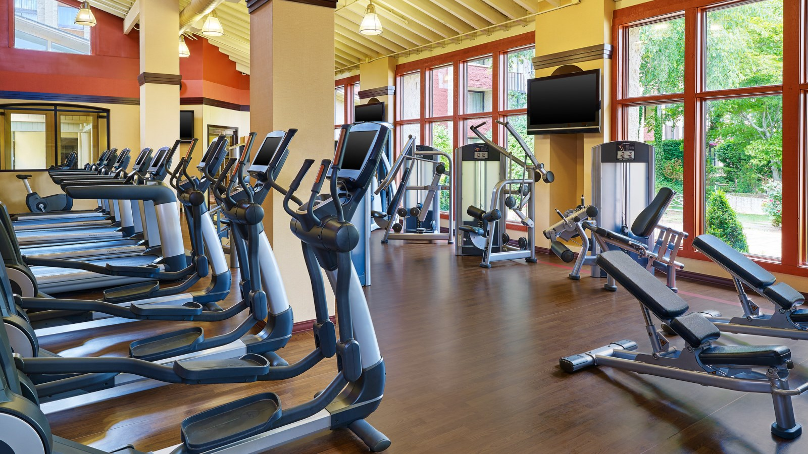 Roanoke Fitness Center
